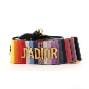Dior Rainbow Shoulder Strap